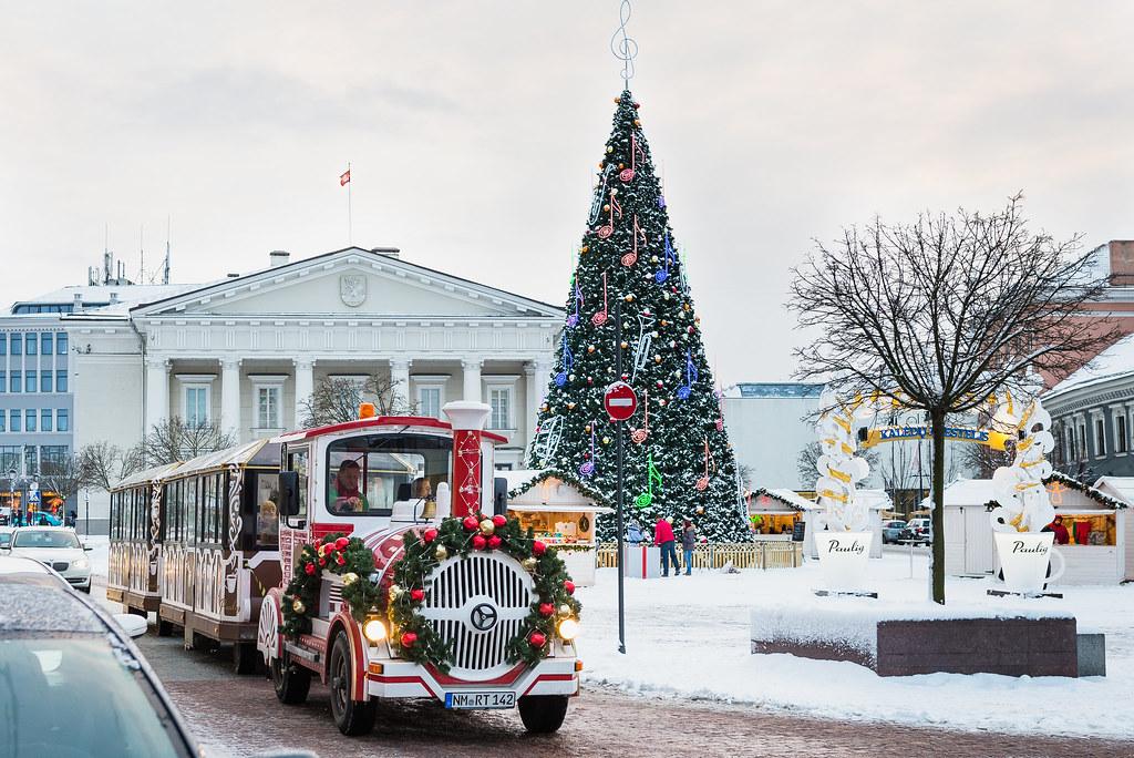 Christmas in Vilnius 2014