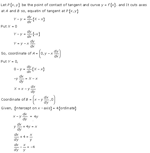 RD Sharma Class 12 Solutions Chapter 22 Differential Equations Ex 22.11 Q16