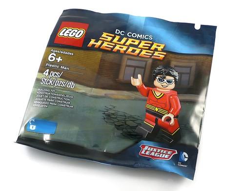 LEGO DC Batman 3 Beyond Gotham Poza Gotham Plastic Man
