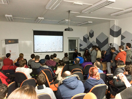 GGJ15 theme announcement at MGGJ