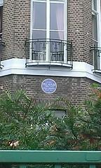 Photo of Henry Pelham blue plaque