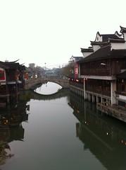 Qibao , un air de Venise