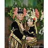 Foto Pernikahan Adat Jawa dengan Baju Pengantin Adat Paes Ageng Kanigaran Yogyakarta.   Paes Ageng. Beautiful traditional wedding dress from Indonesia. Javanese wedding ceremony in Citra & Andree wedding. Wedding ceremony in Yogyakarta Indonesia.   Weddin