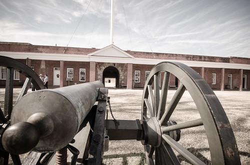 Fort Pulaski - Cannon