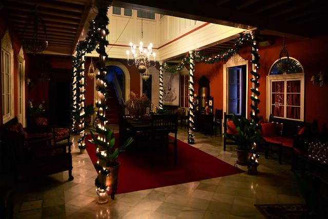 Espectacular Bodega Casa del Marqués uno de los mejores sitios donde ir a una zambomba de Jerez