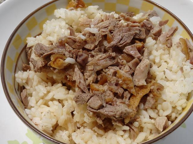 雞肉飯與鴨肉飯13