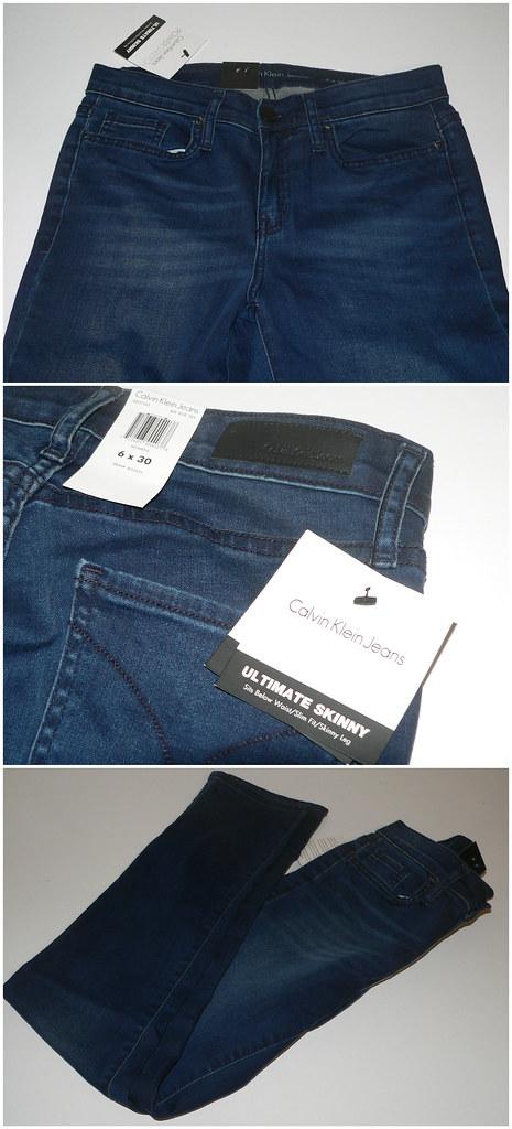 CK skinny jean