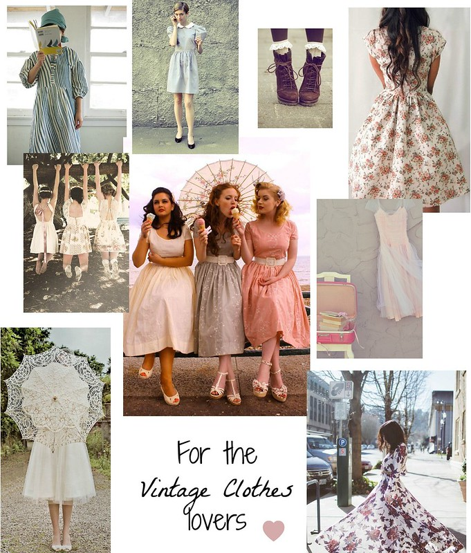 vintage clothes care