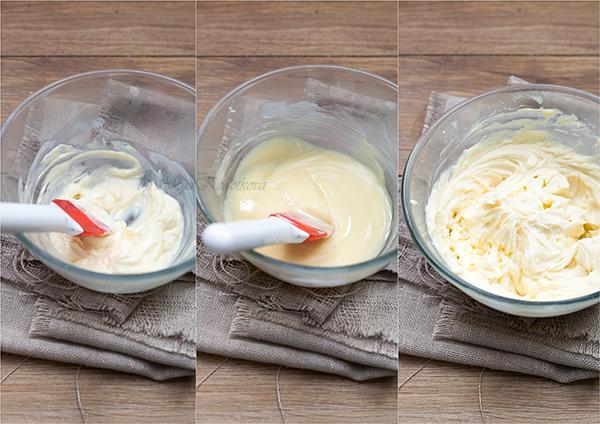 Making Mascarpone Cream