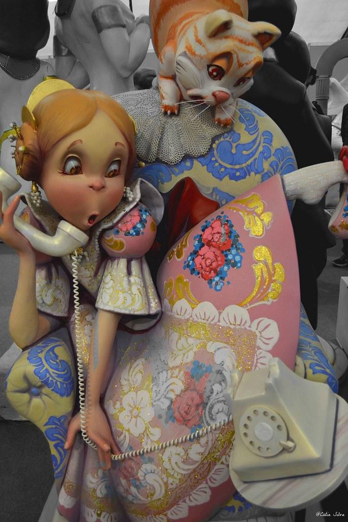 Fallas 2015 - Exposición del Ninot (13)