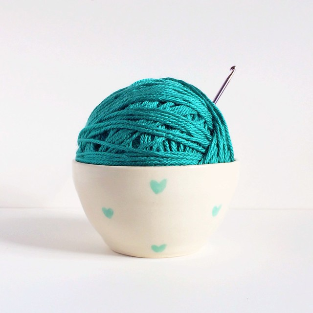 yarn love, via @vitaminimodern on Instagram