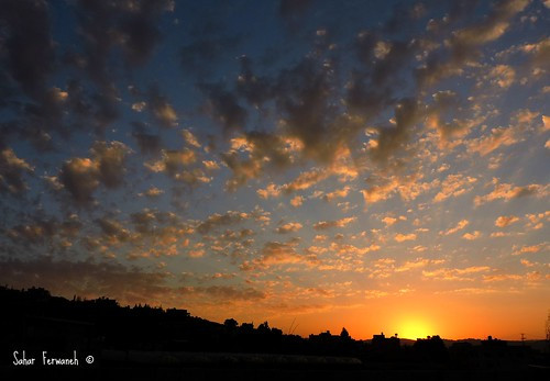 sunset sky cloud sun nature night nice nikon natureza ngc amman sunny jordan now absolutelyperrrfect nikontop
