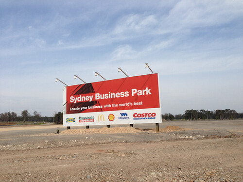 Sydney Business Park is a master planned, mixed-use commercial precinct