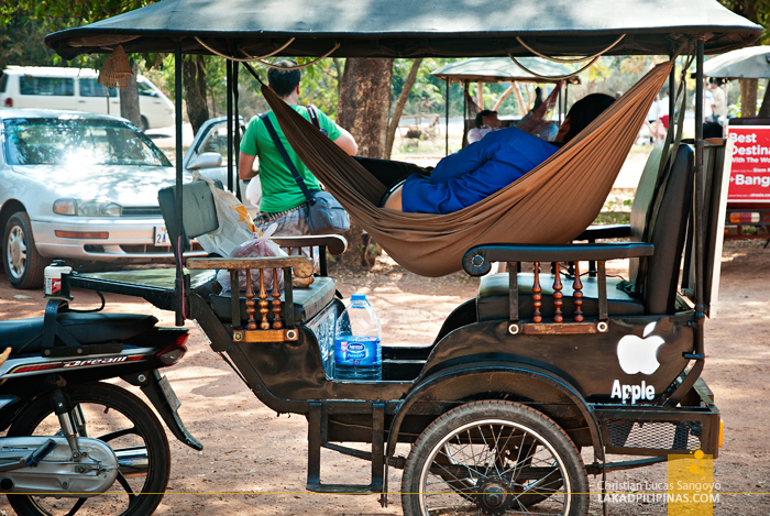 Siem Reap Tuk Tuk