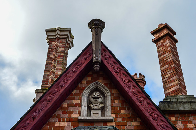 Toad Hall Bust