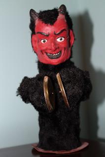 "9"" Devil wind-up Toy"