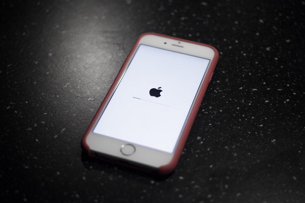 Apple iPhone 6 iOS Update