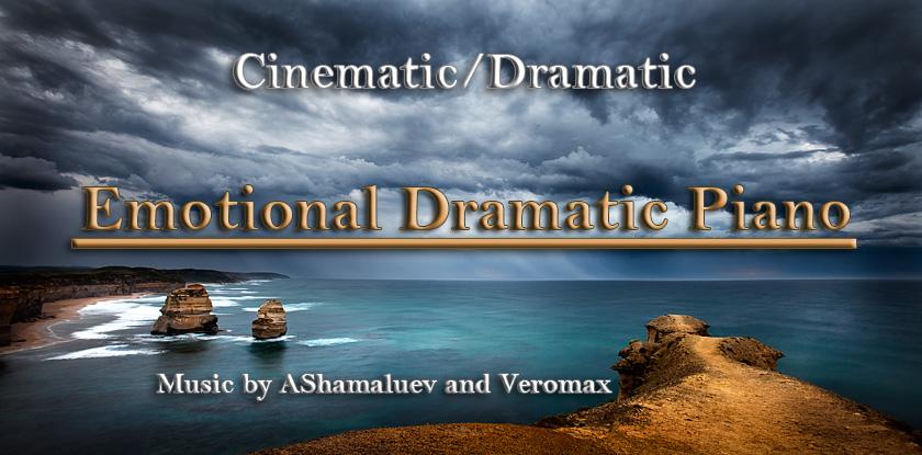 Emotional Dramatic Piano - 6