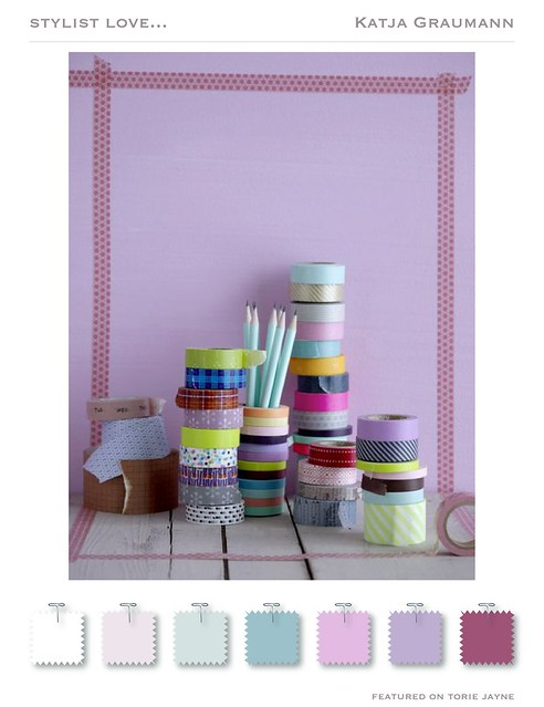 Katja Graumann Washi Tape ideas