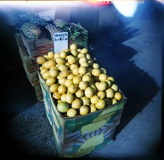 limones 6 x$ 1.00