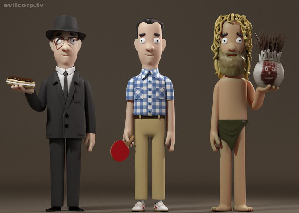 知名電影角色q版立體化!~funko 推出嶄新系列 Vinyl Sugar 玩具人toy People News