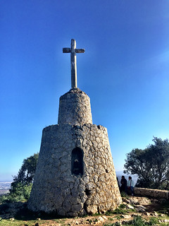 Excursion al puig y Ermita de santa Magdalena en Inca