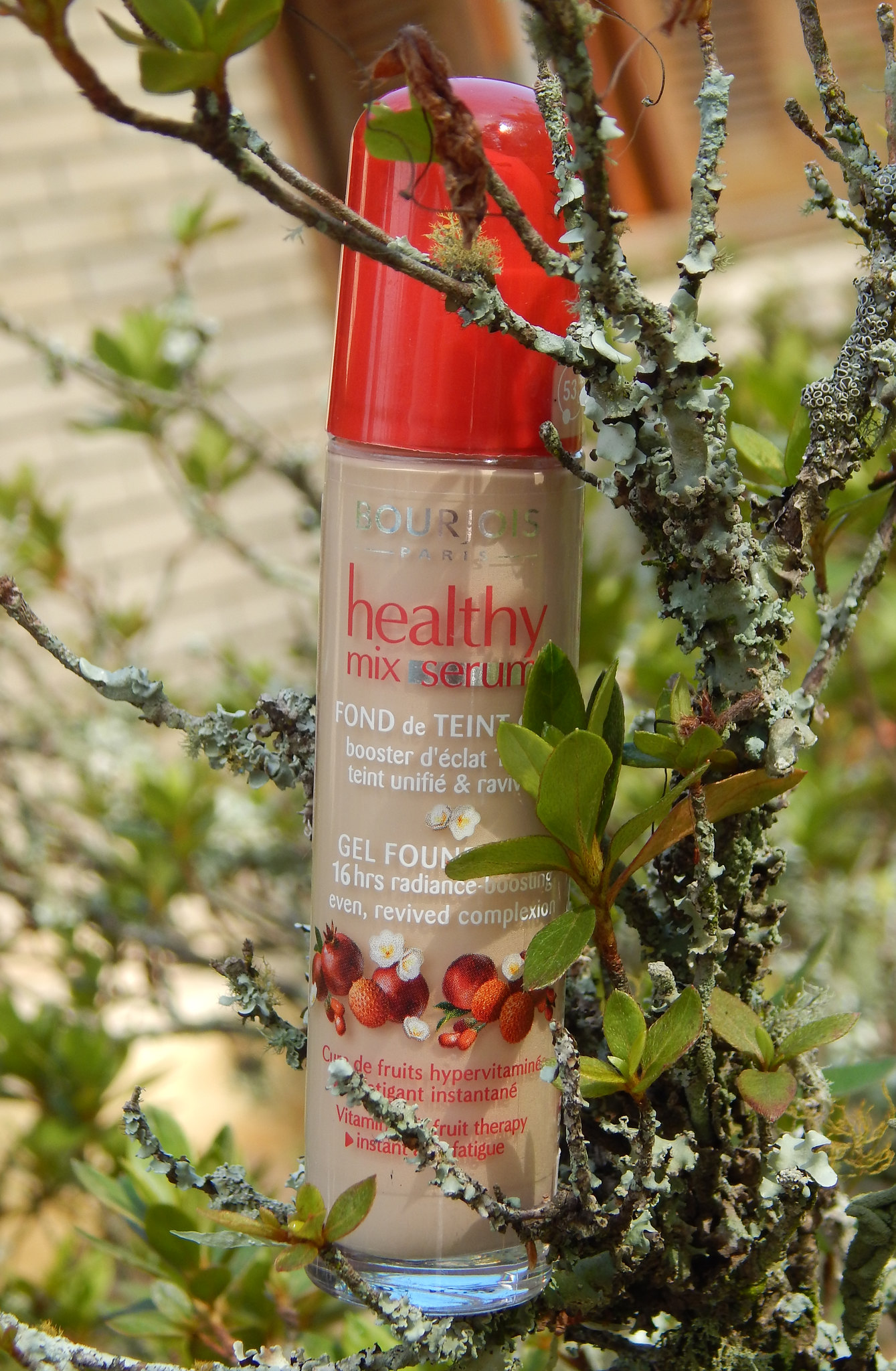 Base Healthy Mix Serum Bourjois – Resenha