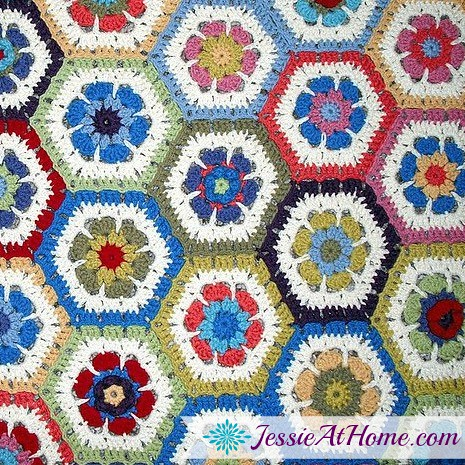 Flower-to-Hexagon-Blanket-Free-Crochet-Pattern-by-Jessie-At-Home