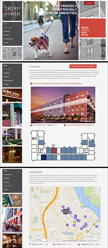 Tucson Web And Design - Frontend Development and Interactive Widget Programming (Mini Site)