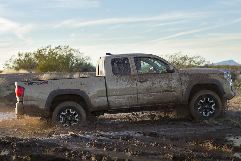 2016 Toyota Tacoma in Toyota Cruisers & Trucks magazine