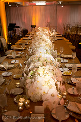 Sheraton Gunter Hotel Long Head Table