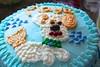 Bubble Puppy Cake