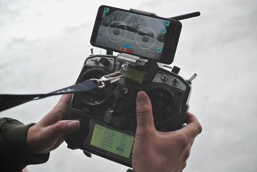 Wireless LAN receiver and Camera kit.
