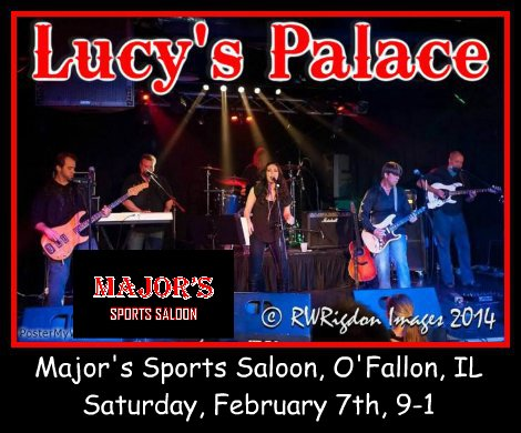 Lucy's Palace 2-7-15