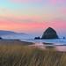 Cannon Beach Dawn by Linda Cochran