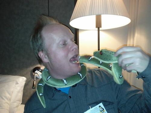 Fosdem Python Snake