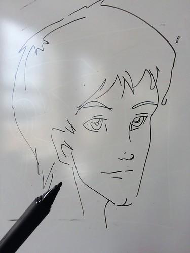 Art Supplies Reviews And Manga Cartoon Sketching Tul Dry
