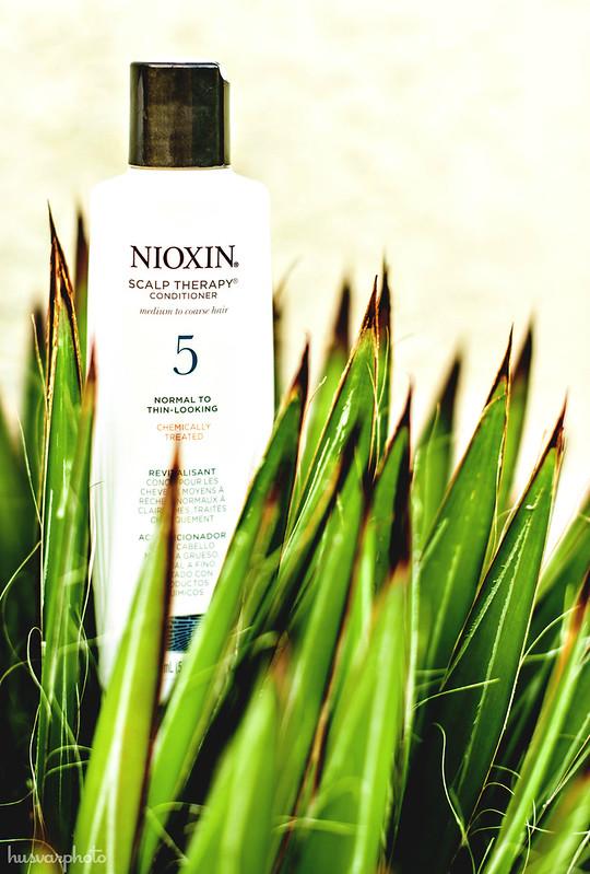#NioxinChallende nioxin review