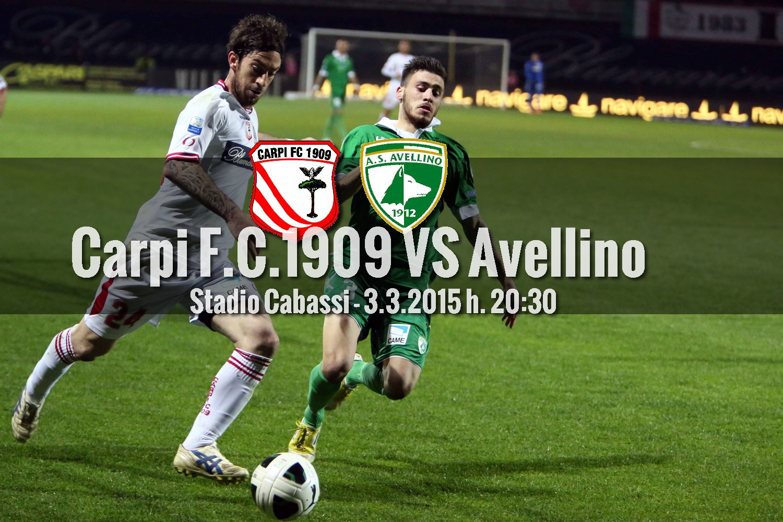 Carpi VS Avellino