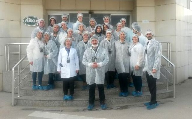 Gıda Teknolojisi Programı Öğrencileri Sahaya İndi… 2