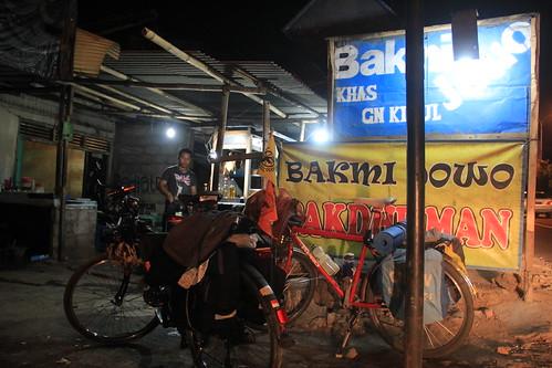 Bakmi Jawa Stall