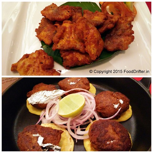 Machi Amritsari And Galavat Kebabs