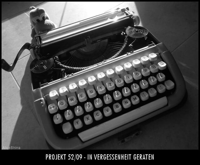 Projekt 52/09 - In Vergessenheit geraten