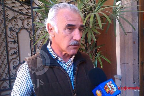 Me ofrecieron plurinominal federal sin condiciones, dice Alejandro Zapata