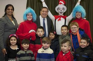02/27/2015 - Dr. Seuss Celebration @ Main Library