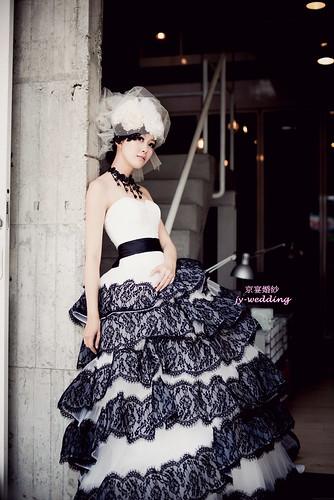 高雄婚紗推薦_高雄京宴婚紗_年度婚紗禮服款式排行榜 (10)