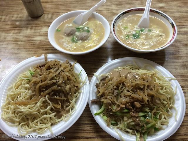 台北福德涼麵