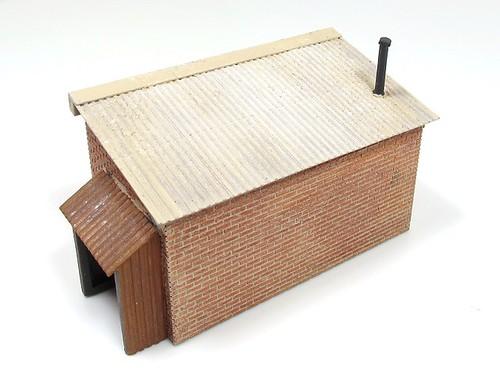 Roof - Asbestos