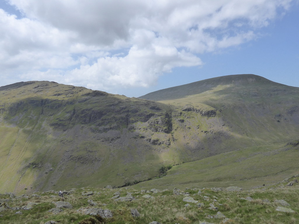 Seatallan and Middle Fell