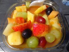 Fruit Salad From Spar, East London, South Africa